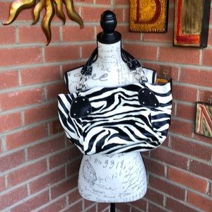 Handbags - Animal Print Handbag